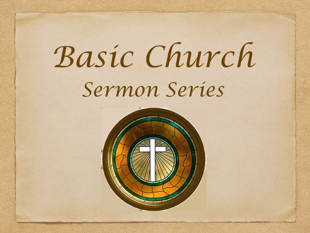 Basic Church series small