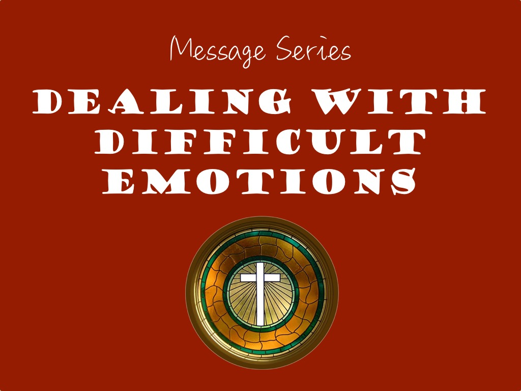 Dealing with Difficult Emotions small